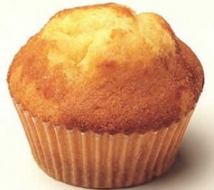 muffin kağıtlı kek