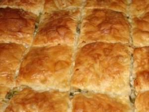 sodalı börek
