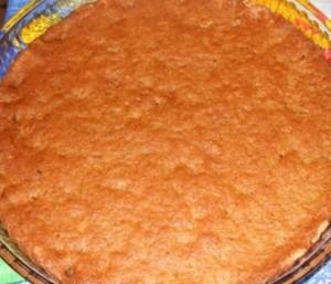 incirli muhallebili kek