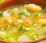 Sebze Çorbası Nasıl Yapılır